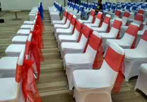 Sewa meja kursi untuk Idul Adha